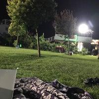 Photo taken at Q Garden Cafe by Cengiz H. on 6/10/2018