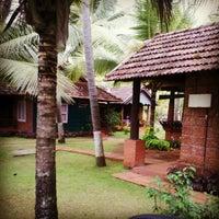 Photo taken at Pranav Beach Resort by Sreejith K. on 2/17/2013