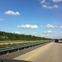 Photo taken at Florida's Turnpike by Raquel M. on 5/27/2013
