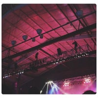 Photo taken at 7 Flags Event Center by Clare on 4/26/2015