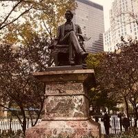 11/14/2017にJeffrey Z.がWilliam H Seward Statueで撮った写真