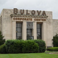 Photo taken at Bulova Corporate Center by Jeffrey Z. on 7/14/2017