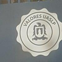 Photo taken at Facultad De Ciencias Quimicas by Francisco R. on 11/15/2016