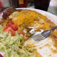 Photo taken at El Tepehuan Mexican Restaurant by Jennifer and Harold on 12/7/2013