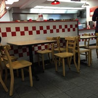 Photo taken at Five Guys by Azoooz A. on 12/6/2014