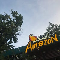 Photo taken at Café Amazon by Mongkolrit M. on 7/31/2018