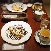 Photo taken at Cafe Tristan by はくしろ on 7/17/2017