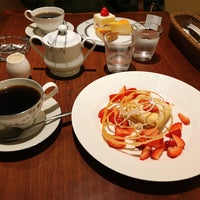 Photo taken at Cafe Tristan by はくしろ on 3/15/2018