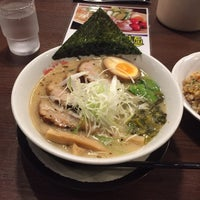 Photo taken at らうめん 蔵 by はくしろ on 8/5/2017