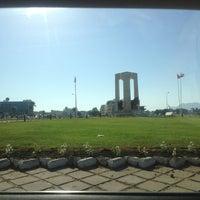 7/4/2013 tarihinde Yener Fatih S.ziyaretçi tarafından Gönyeli Çemberi'de çekilen fotoğraf
