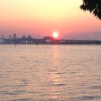 Photo taken at Chesapeake Bay Beach Club by Kayla T. on 6/9/2013