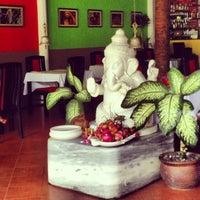 Photo taken at Ganesh Indian Restaurant by Kseniya M. on 4/29/2013