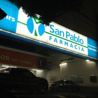 Photo taken at Farmacia San Pablo by Rosario R. on 10/23/2012