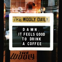 Foto scattata a The Wooly Daily da Andrew N. il 2/19/2018