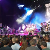 Photo taken at Hollywood Casino Amphitheatre by Alexis M. on 6/29/2013