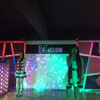 Photo taken at M club by Raymond S. on 7/22/2016