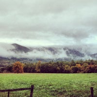 Photo taken at Cades Cove by Kimberly W. on 10/7/2012