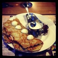 Photo taken at Coffee Hall Панорама by Анастасия on 4/4/2013