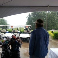 Photo taken at Gettysvue Country Club by Leo K. on 6/10/2013
