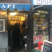 Photo taken at Mapi Espresso & Sandwich Bar by Zac Z. on 3/10/2016