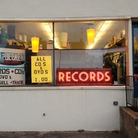 Photo taken at Double Decker Records by Zac Z. on 12/27/2012