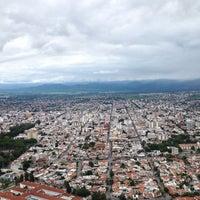 Photo taken at Cerro San Bernardo by Juan C. on 12/23/2012