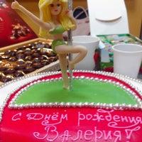 Снимок сделан в Valeria's Secret Dance School пользователем Alia Z. 7/5/2013