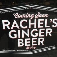 Photo taken at Rachel's Ginger Beer by Bruce J. on 6/19/2013