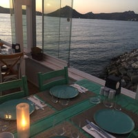 Photo taken at Çimentepe Restaurant by Ece Ç. on 9/2/2017