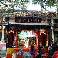 Photo taken at 荔枝湾大戏台 by Willis Z. on 11/26/2015