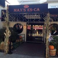 Photo taken at Max's Es-Ca by Bev on 10/12/2014