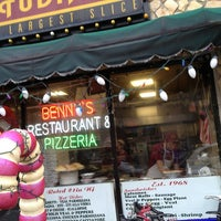 Photo taken at Benny Tudino's by Juan C. M. on 1/12/2013