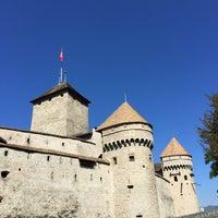 Photo taken at Montreux by Sevinç A. on 5/5/2016