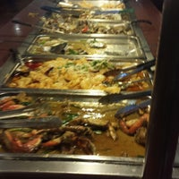 Photo taken at King Sun Buffet by Karen R. on 9/1/2013