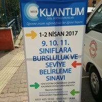 Photo taken at Gazi Anadolu Lisesi by Uğur B. on 2/27/2017