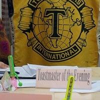 Photo taken at Johor Jaya Toastmasters Club by Masak A. on 3/27/2013