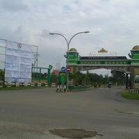 Photo taken at IAIN Raden Intan Lampung by Heri P. on 1/18/2014