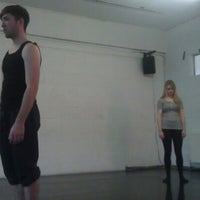 Photo taken at Chisenhale Dance Space by Lucy D. on 11/4/2012