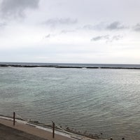Photo taken at Yonama Beach by K zh r W. on 6/30/2018