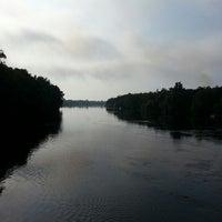Photo taken at Nature Coast State Trail by David K. on 8/31/2013