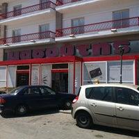 Photo taken at Μασούτης by John m. on 7/27/2013