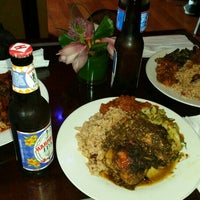 Photo taken at Sisters Carribean Cuisine by Claude H. on 7/18/2015