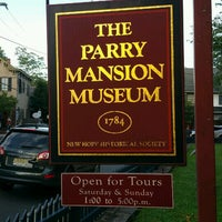 Photo taken at The Parry Mansion Museum by Claude H. on 8/15/2016