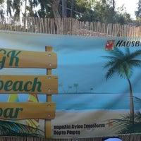 Photo taken at G&K Beach Bar by Katerina D. on 7/20/2013