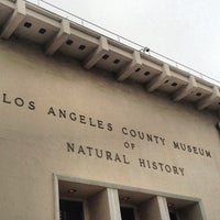Foto tirada no(a) Natural History Museum of Los Angeles County por Adam R. em 3/15/2013