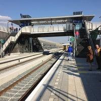 Photo taken at Station Nijverdal by Poemelke on 4/1/2013