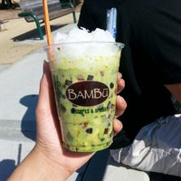 Photo taken at Bambu by Jacqueline N. on 7/13/2014
