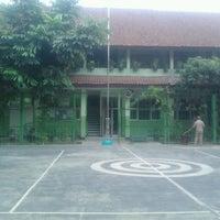 Photo taken at SMK Negeri 1 Kota Bekasi by Reza C. on 9/17/2013