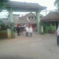 Photo taken at SMK Negeri 1 Kota Bekasi by Reza C. on 9/18/2013