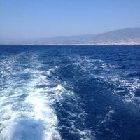 Photo taken at Tekne Sefası by Serdar E. on 8/14/2013